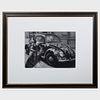 Pierre Jahan (1909-2003): Photo Collage, Volkswagen