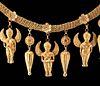 Ancient Greek Gold Necklace w/ Stoetzer Report
