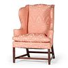 A Massachusetts Chippendale Mahogany Easy Chair