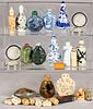 Chinese snuff bottles and accessories