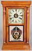 Two mantel clocks by Seth Thomas and Forestville
