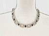 Platinum Diamond Onyx Necklace