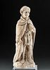 Graeco-Romano Pottery Male Figure