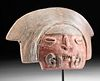 Chavin Polychrome Mask of Ai Apec - TL Tested
