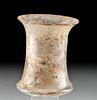 Roman Glass Beaker Cup, ex-Bonhams