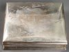Gorham Sterling Silver Cigarette Box