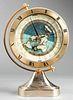 Seiko Globe World Time Quartz Mantel Clock