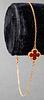 """Van Cleef & Arpels """"Sweet Alhambra"""" 18K Bracelet"""