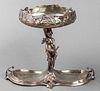 WMF Art Nouveau Silver-Plate Centerpiece