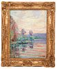 Jean-Baptiste Armand Guillaumin Oil Painting