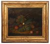 Tobias Stranover 'Still Life of Fruits & Birds'
