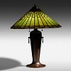 Roycroft, Table lamp, model 905