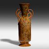 George E. Ohr, Exceptional and Tall vase