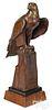 Edward Fraughton bronze eagle,