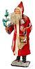 German nodding Father Christmas Santa Claus