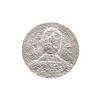 """Rufino Tamayo. Medalla conmemorativa con su obra gráfica """"El hombre en rosa"""". Elaborada en plata Ley .900  Serie de 1200 en plata."""