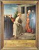 Old Master Religious Scene, Oil on Canvas