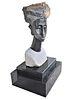 Joe Mutasa (20th C)Zimbabwean,Monumental Sculpture