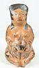 Pre-Columbian Style Nazca Terracotta Female Figure