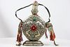 Middle Eastern Ornate Flask