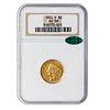 1854-D Gold $3 NGC AU58 CAC