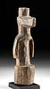 Mid-20th C. African Losso Wood Figure