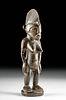 20th C. Ivory Coast Senufo Wood Female Figure