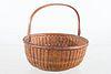 Nantucket Handled Basket by Ferdinand Sylvaro
