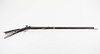18th/19th C Pennsylvania Long Rifle / Joseph Golcher