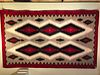 Navajo transitional weaving, circa 1940