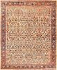 PERSIAN SULTANABAD ANTIQUE RUG, 12 ft 9 in x 10 ft 4 in