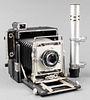 Graflex Pacemaker Speed Graphic 4 x 5 Camera