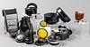 Assorted Camera Equipment for Leica, Rollei, etc.