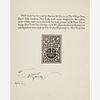 [Typography] Goudy, Frederic W., The Alphabet: Fifteen Interpretative Designs...