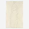 Gustav Klimt (Austrian, 1862–1918), , Dame Wittgenstein (Study for Bildnis Margaret Stonborough-Wittgenstein)