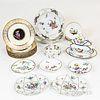Group of Porcelain Tableware