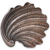 Buccellati Sterling Silver Shell Serving Dish