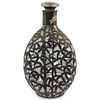 Chinese 950 Sterling Silver Decanter