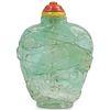 Chinese Quartz Snuff Bottle