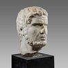 Roman Marble Head of Caracalla?.