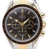 Omega Speedmaster Automatic Pink Gold (18K),Stainless Steel Men's Sports Watch 321.90.42.50.13.001