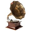 A Table-Top Phonograph