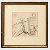 William Glackens (1870-1938): Bedtime