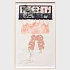 Carole Seborovski (b. 1960), Andrew Glass, Beom Kim, and Luca Buvoli (b. 1963): Untitled