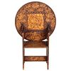 Arts & Crafts Metamorphic Chair/Table