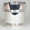 Christofle Silver Plate Ice Bucket