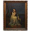 Attrib. Andrea Appiani (Italian, 1754–1817) Oil On Canvas