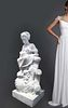 19th C. Exceptional Large Marble Sculpture