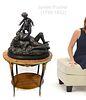James Pradier (1790-1852) Large Bronze Sculpture