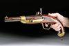 French Model 1822 Percussion Pistol, ca. 1862
